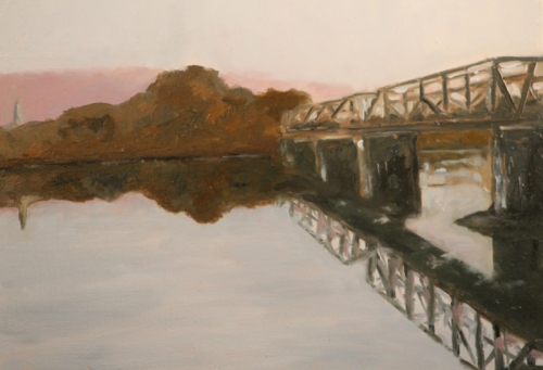 Bridge Reflections (large view)