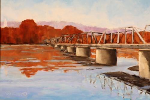 River Setting Sun (large view)