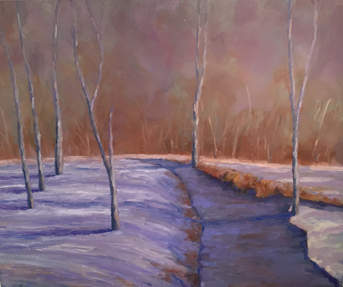 Cold Light of Winter
