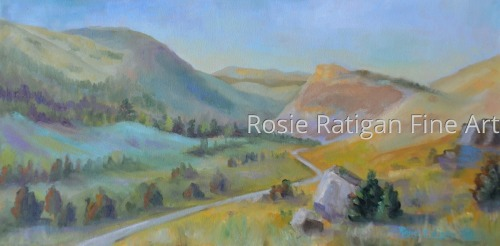 Peace & Tranquility by Rosie Ratigan Fine Art
