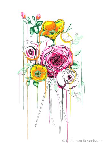 Melting Bouquet