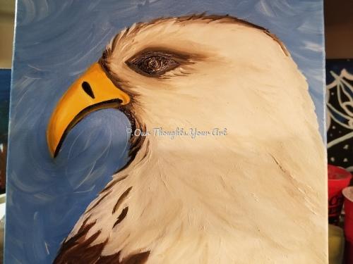 Eagle solo