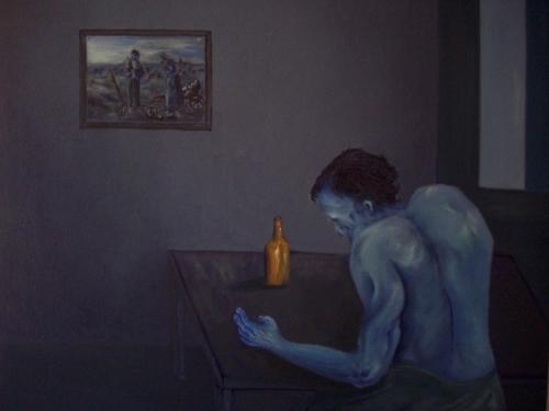 Blue by Robert Seebach