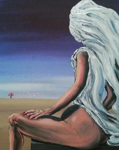 """The Waiting"" by Robert Seebach"