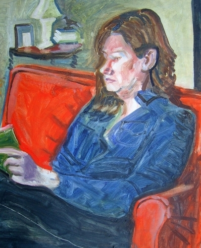 Alicia Reading