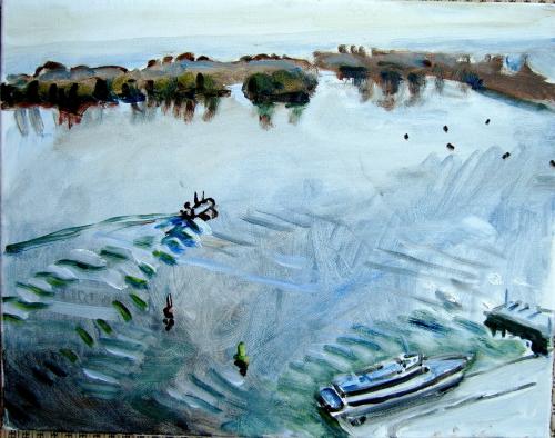 hanlon's point ferry