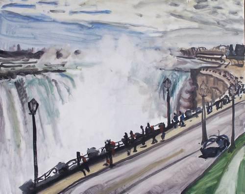 Niagara Falls, 2002