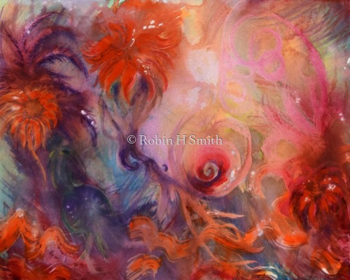 Romance & Passion Original Painting