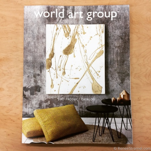 My work on the cover
