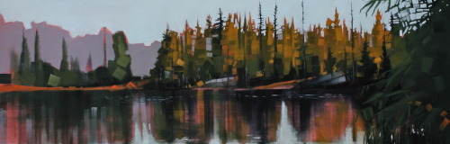 Floating Tamaracks #2