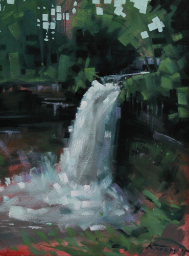 Minnehaha Falls #2