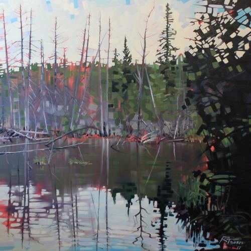 Isle Royale Beaver Pond