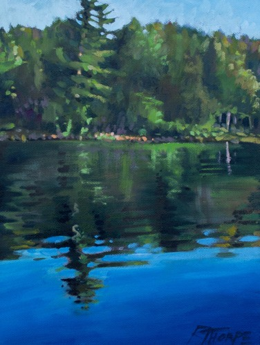 Lake Reflection #7