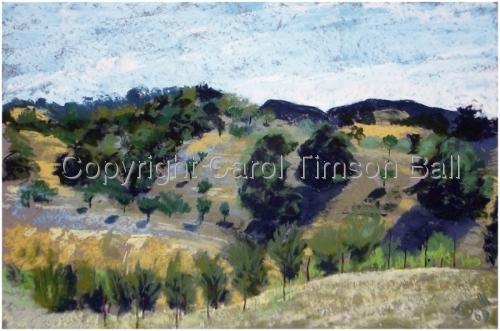 Adelaida Hills