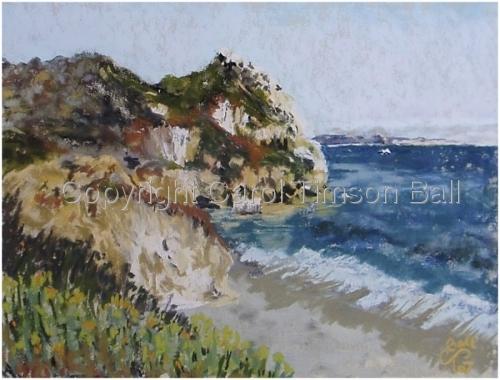 Avila Cliffs