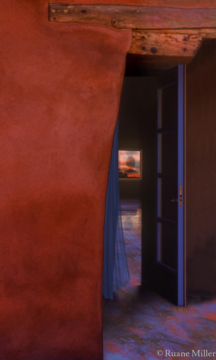 Blue Door (large view)