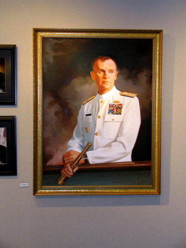 Portrait of Admiral James M. Loy