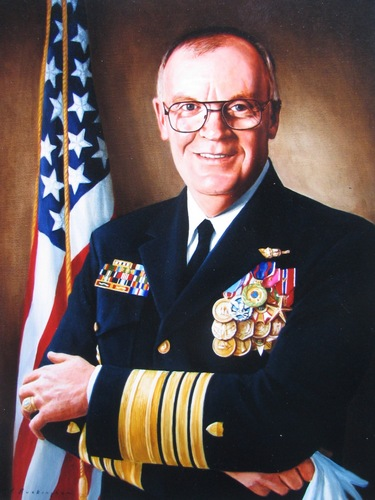 Adm. James M. Loy- Commandant, USCG
