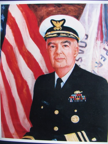 Admiral Irwin, USCG