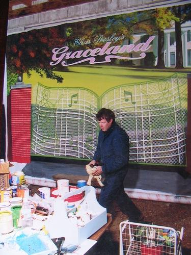 Graceland Mural