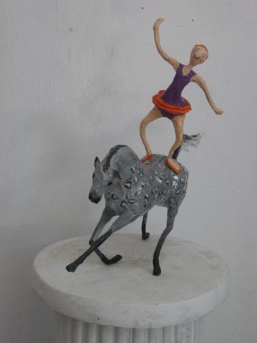 Bareback Rider