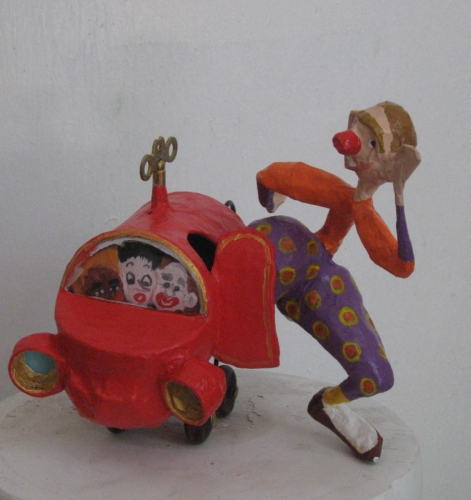Car Full of Clowns, Circus