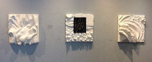 Reliefs from Water, Water... show at Castleton University