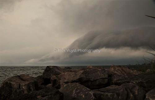 Rocky weather ahead