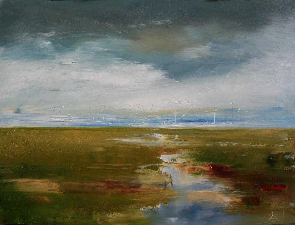 Original Oil Paintings Landscapes Weather Florals