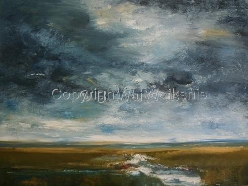 """Sky and Platt River"""