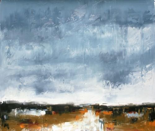 """Rainy View"" by Ronda Waiksnis"
