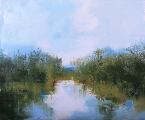 River's Landscape