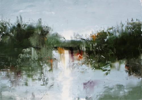 Huitt Pond-Morning