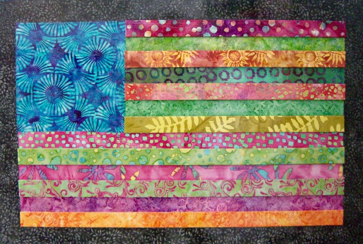 BEACH FLAG (large view)