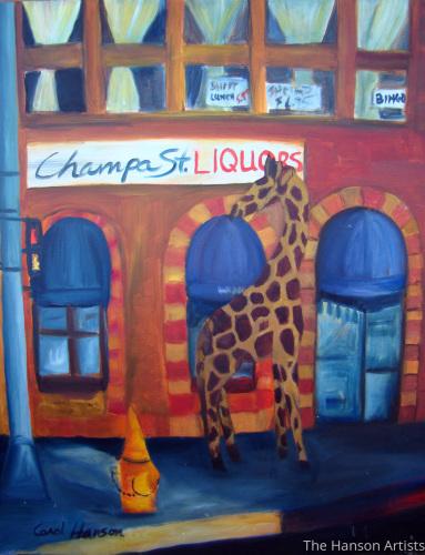 """Champa Street Liquors"""