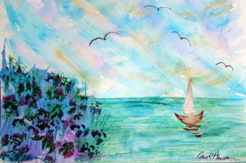 """""""Aqua Seashore"""""""