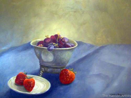 """Grapes and Strawberries"""