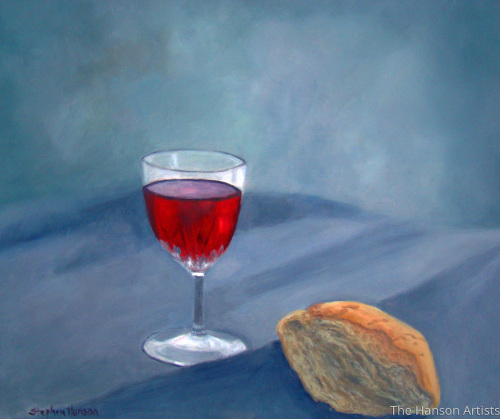 """The Wine and the Bread"""