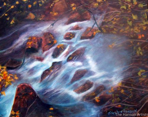 """Flowing"""