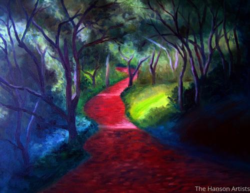 """""""Hidden Pathway"""""""