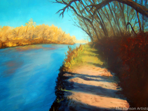 """Along the River"""