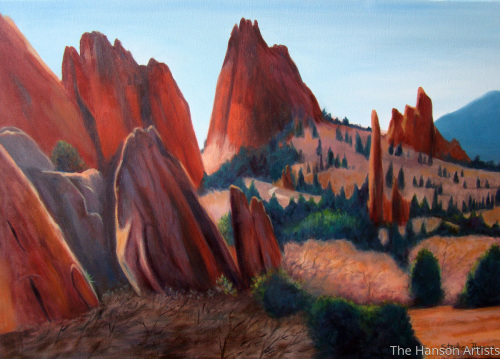 """Garden of the Gods"""