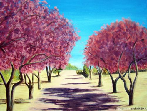 """Plum Trees"""