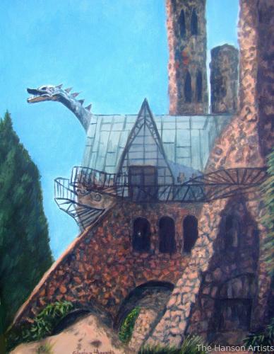 """Bishop's Castle"""