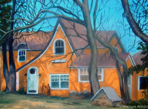 """The Old Cottage"""