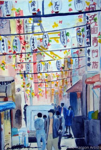 """Tokyo Scene #1"""