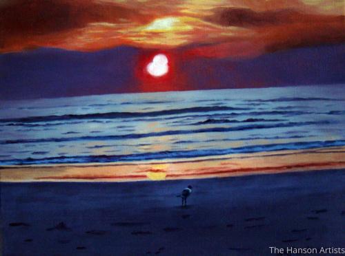Padre Island Sunrise