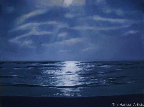"""""""Silvery Ocean"""""""