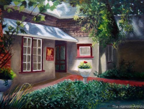 Raymer's Studio