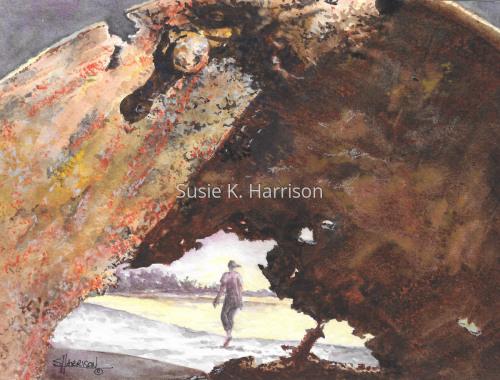 Resiste a la Corrosion by Susie K. Harrison